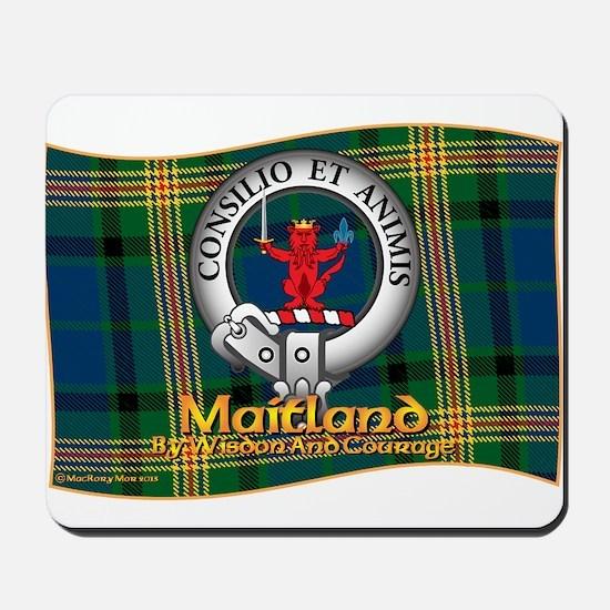 Maitland Clan Mousepad