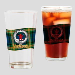 Maitland Clan Drinking Glass