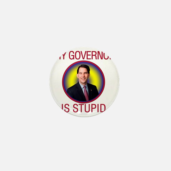 stupid-gov Mini Button