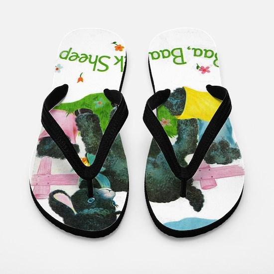 blacksheep1 Flip Flops