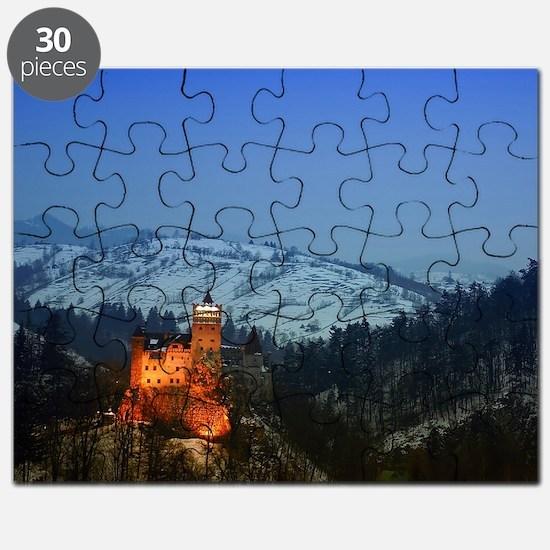 bran castle  Puzzle