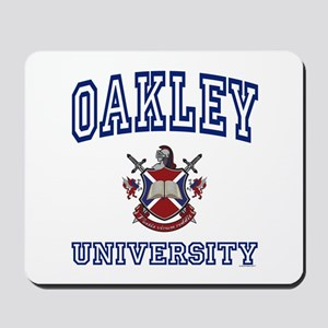 OAKLEY University Mousepad