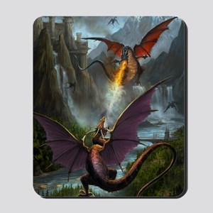459_ipad_case-DragonsPlay-01 Mousepad