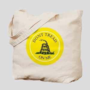 btn-dont-tread-on-me Tote Bag
