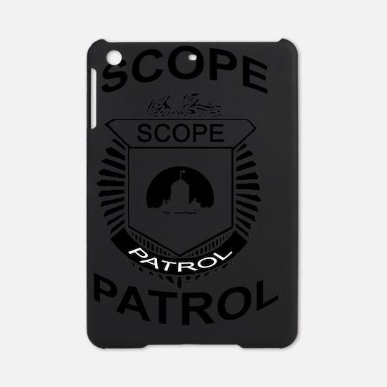 2-Scope Patrol copy iPad Mini Case