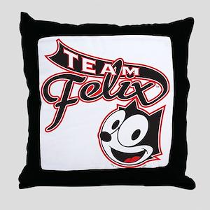 teamfelix Throw Pillow