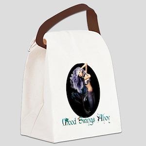 MaternityMermaid Canvas Lunch Bag