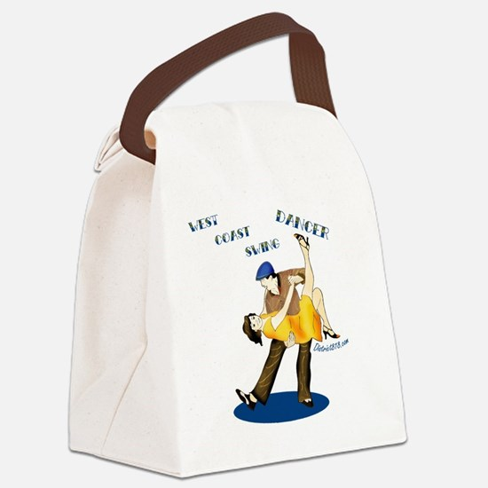 swing Canvas Lunch Bag