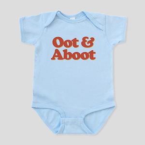 Oot & Aboot Baby Light Bodysuit