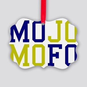 MOJO MOFO 1 Picture Ornament