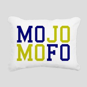 MOJO MOFO 1 Rectangular Canvas Pillow