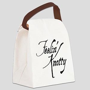 FN_Tshirt_FNLogo Canvas Lunch Bag