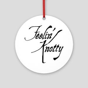 FN_Tshirt_FNLogo Round Ornament