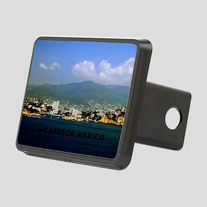 acapulco label12x18 Rectangular Hitch Cover