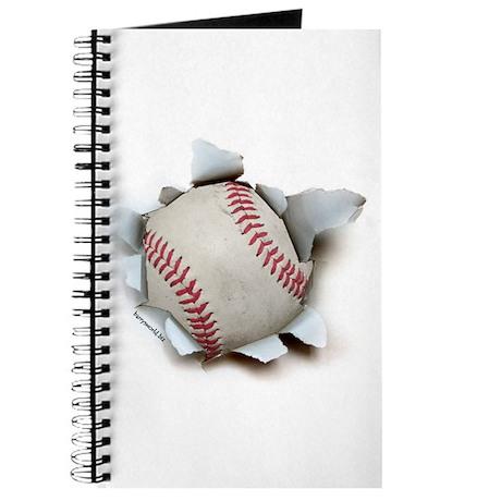 Baseball Burster Journal
