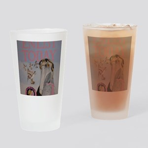 conchrepublic Drinking Glass