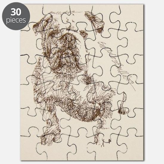 English_Bulldog_Kline Puzzle