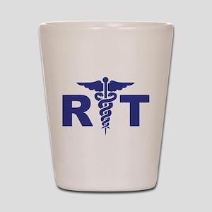 Respiratory Therapy Shot Glass