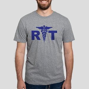 Respiratory Therapy Mens Tri-blend T-Shirt