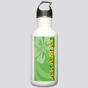 Akamai-iPhone3g Stainless Water Bottle 1.0L