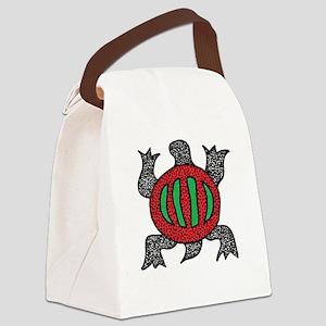 Denkyem Canvas Lunch Bag