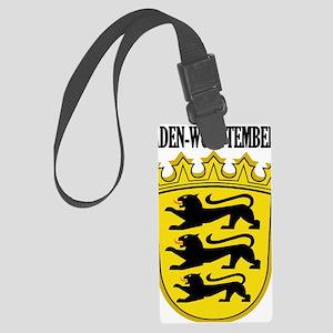 Baden-Wurttemberg COA2 Large Luggage Tag