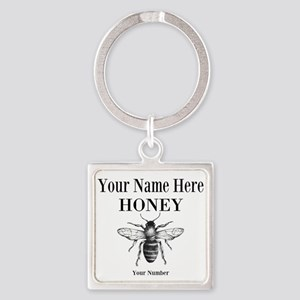 Local Honey Keychains