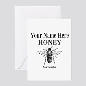 Local Honey Greeting Cards