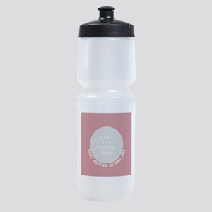 Rocky Mountain Souvenir Sports Bottle
