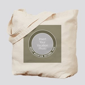 Rocky Mountain Souvenir Tote Bag