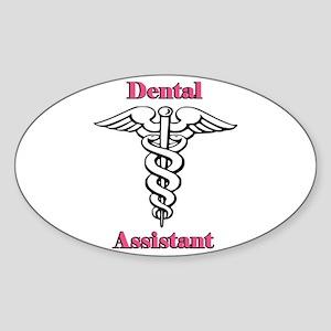 Dental Assistant Sticker