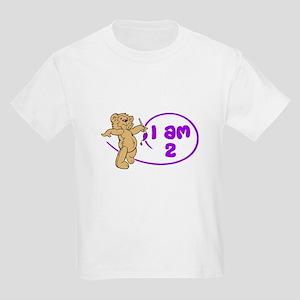 I am 2 Kids Light T-Shirt