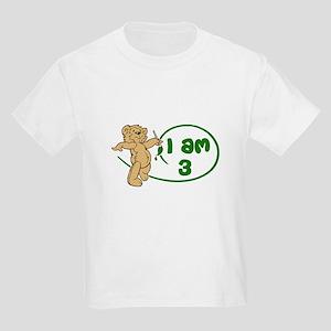 I am 3 Kids Light T-Shirt