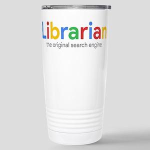 Librarian The Ori 16 oz Stainless Steel Travel Mug