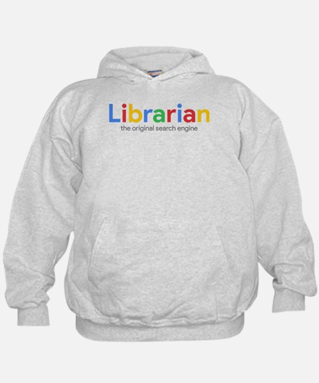 Librarian The Original Search Engine Hoody