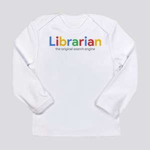 Librarian The Original Long Sleeve Infant T-Shirt