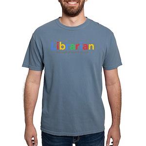 4acab2de689 Librarian Men s Comfort Color® T-Shirts - CafePress