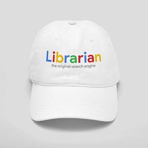 Librarian The Original Search Engine Cap