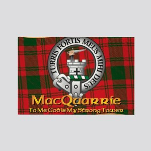 MacQuarrie Clan Magnets