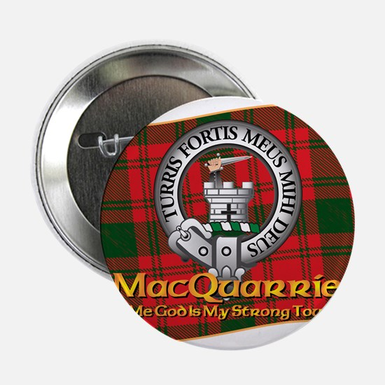 "MacQuarrie Clan 2.25"" Button"