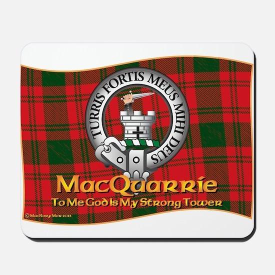 MacQuarrie Clan Mousepad
