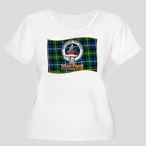 MacNeil Clan Plus Size T-Shirt
