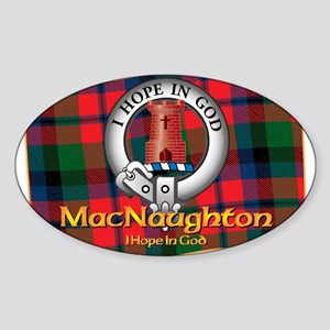 MacNaughton Clan Sticker