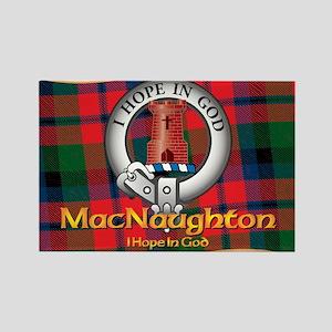 MacNaughton Clan Magnets