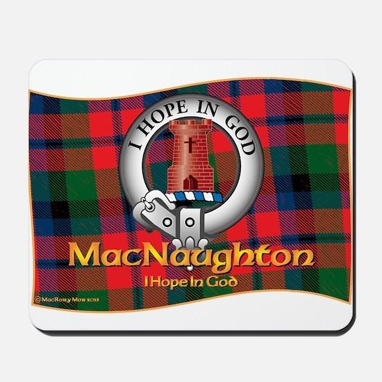 MacNaughton Clan Mousepad