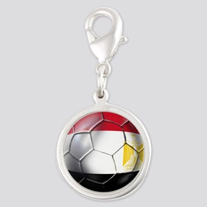 Egypt Soccer Ball Charms