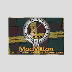 MacMillan Clan Magnets
