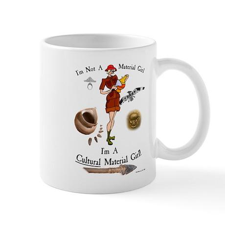 Mug - Cultural Material Girl #MMD7.1