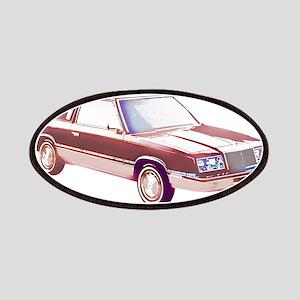 1983 Chrysler LeBaron Patches