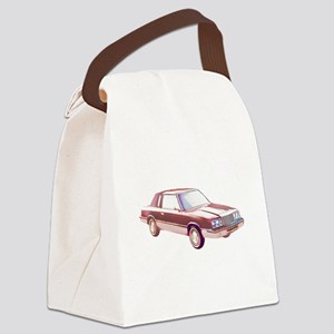 1983 Chrysler LeBaron Canvas Lunch Bag